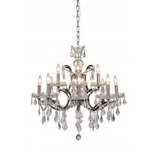 Small Royal Crystal Chandelier