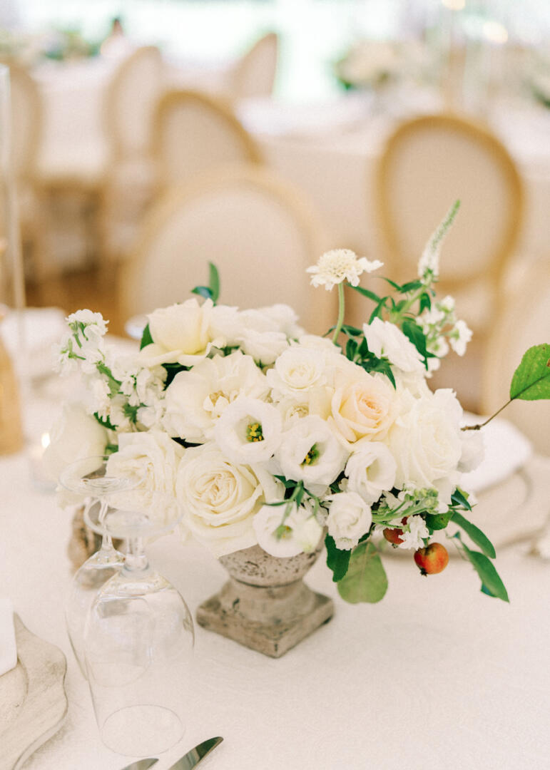 Tented Riverbed Wedding Featured on Style Me Pretty