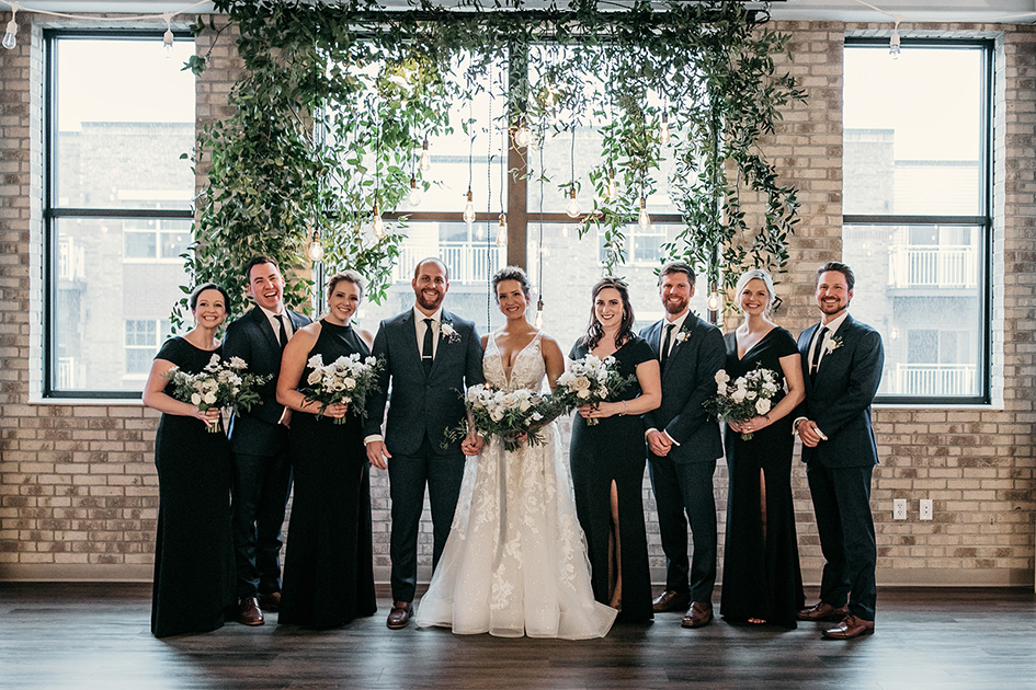 Ethereal Wedding Featured on Wisconsin Bride