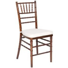 Fruitwood Chiavari Wedding Event Party Chair